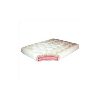 Foam 8 Futon Mattress Size: Queen