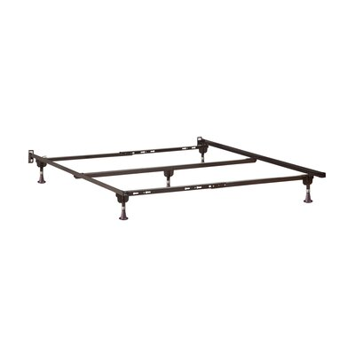 Metal Bed Frame Size: Twin XL/Twin/Full/Queen