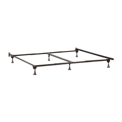 Metal Bed Frame Size: Twin XL/Twin/Full/Queen/King/Cal King