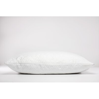Waterproof Rayon from Bamboo Kapok Fiber Pillow Size: Standard