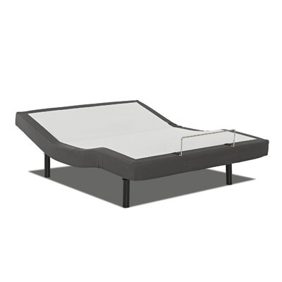 Adjustable Head and Foot Bed with Massage Size: Queen