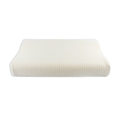 Ergonomic Premium Memory Foam Standard Pillow