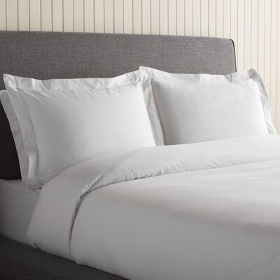 Duvet Set Size: King / California King, Color: White