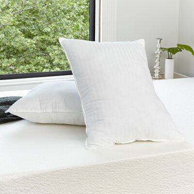 Quiet Sleep Gel Fiber Standard Pillow