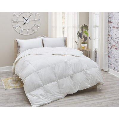 All Season Duvet Insert Size: KIng