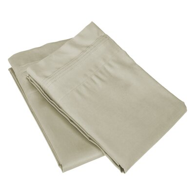 Pillow Case Size: King, Color: Sage