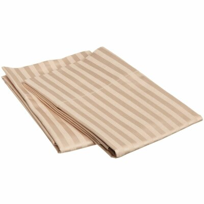 Pillow Case Size: Standard, Color: Beige