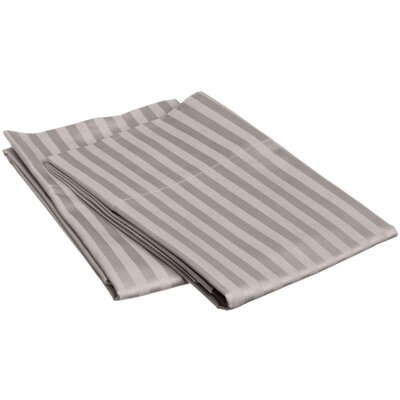 Pillow Case Size: Standard, Color: Grey