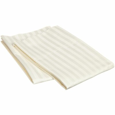 Pillow Case Size: Standard, Color: Ivory