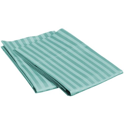 Pillow Case Size: King, Color: Teal