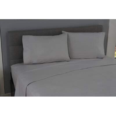 Pure 300 Thread Count 100% Cotton Flat Sheet Size: Queen