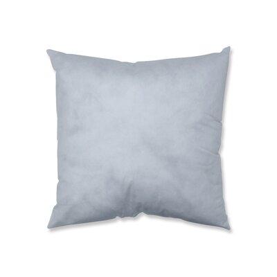 Non-Woven Pillow Insert Size: 23 H x 23 W x 5 D