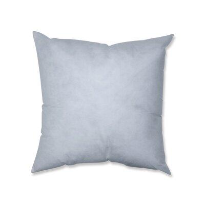 Non-Woven Pillow Insert Size: 25 H x 25 W x 5 D