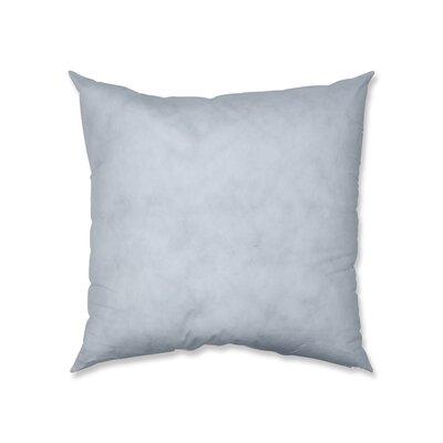 Non-Woven Pillow Insert Size: 29 H x 29 W x 5 D