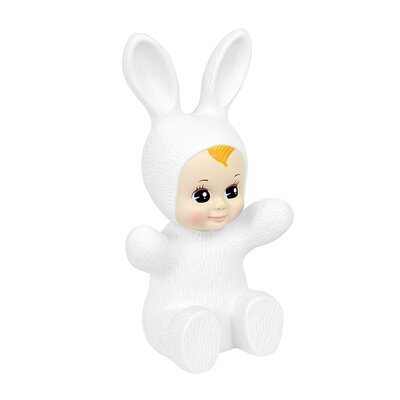 Bunny Baby Night Light Color: White