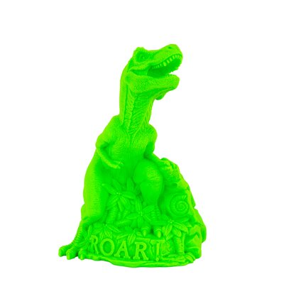 Dino Night Light Color: Fluorescent Green