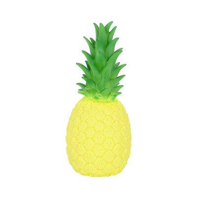 Pineapple Night Light Color: Yellow/Green