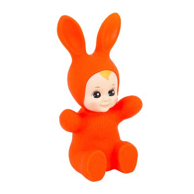 Bunny Baby Night Light Color: Fluorescent Red