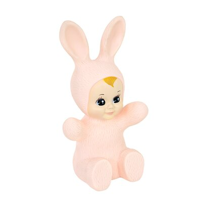 Bunny Baby Night Light Color: Pale Pink