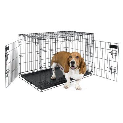 2 Door Training Retreat Wire Yard Kennel Size: 22.5H x 19.5 W x 30 L