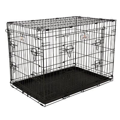 Elite Retreat Wire Yard Kennel Size: 25 H x 22 W x 34 L