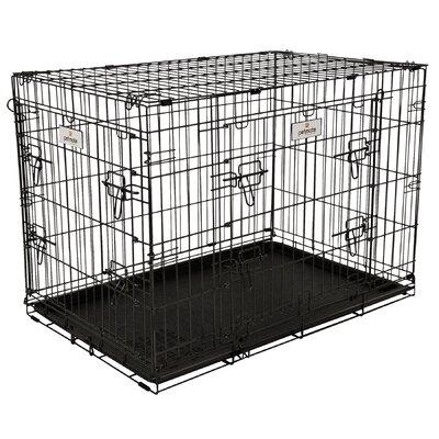 Elite Retreat Wire Yard Kennel Size: 28 H x 25 W x 38D