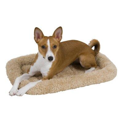 Bolster Dog Mat Size: 20.5 L x 14 W