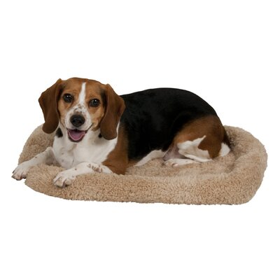 Bolster Dog Mat Size: 23.5 L x 16.5 W
