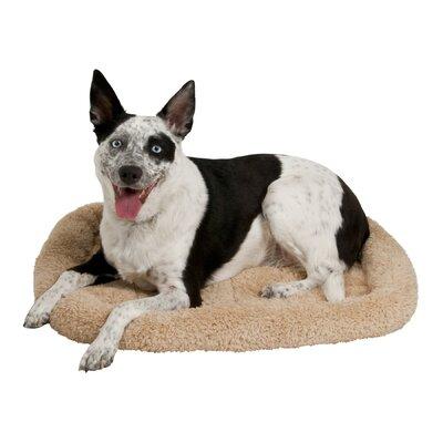 Bolster Dog Mat Size: 28.5 L x 18.5 W