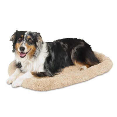 Bolster Dog Mat Size: 32 L x 21 W