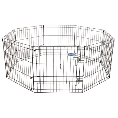 Exercise Dog Pen Size: X-Small (24 H x 24 W)