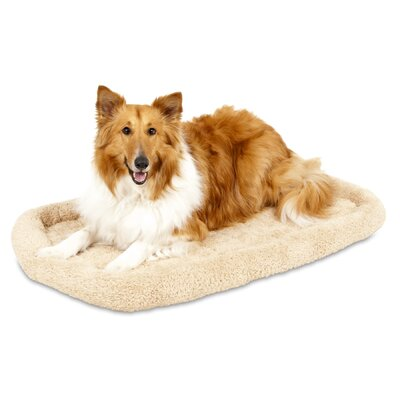 Bolster Dog Mat Size: 36.5 L x 23.5 W