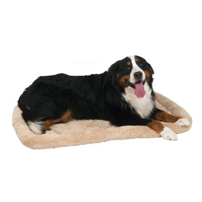 Bolster Dog Mat Size: 41.5 L x 26.5 W