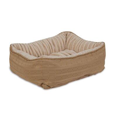 Pillow/Classic Size: Medium (8.2 H x 24 W x 30 L)