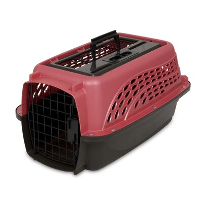 Pet Carrier Color: Honey Rose / Coffee