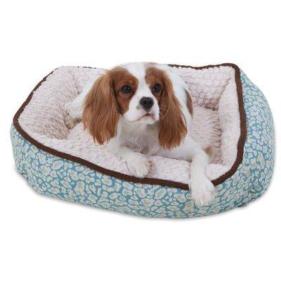 Fashion Rectangular Lounger Dog Bed