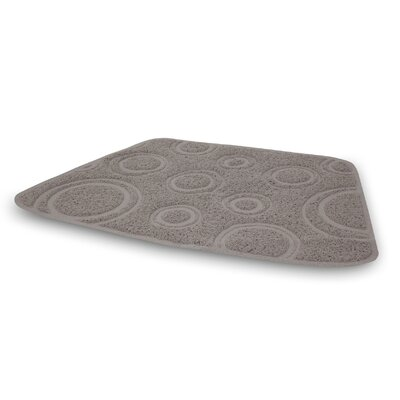 Circles Litter Mat