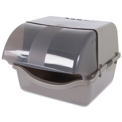 Retracting Litter Pan