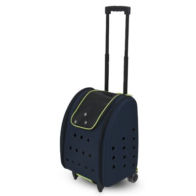 See and Roll Pet Carrier