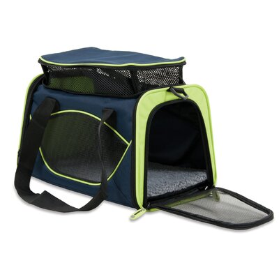 See and Pop Top Pet Carrier