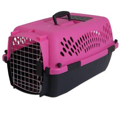 Porter Fashion Pet Carrier Size: Small (11.8 H x 15.2 W x 23 L)