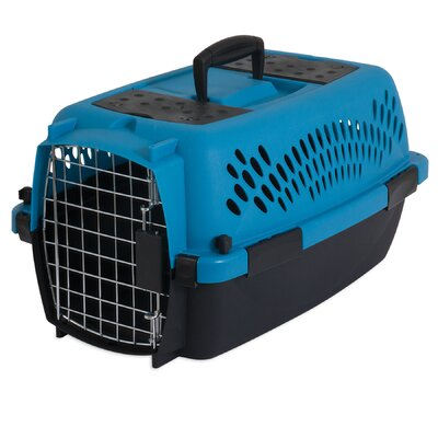 Porter Fashion Pet Carrier Size: X- Small (10 H x 12.6 W x 19 L)