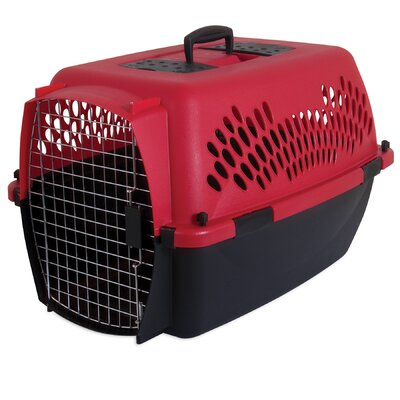 Porter Fashion Pet Carrier Size: Large (16.5 H x 18.6 W x 26.2 L)