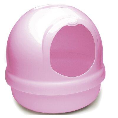 Booda Standard Litter Box Color: Pearl Lady Pink