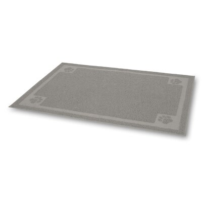 Litter Catcher Mat Color: Stone