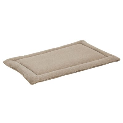 Kennel Dog Mat Size: 26.5 W x 41.5 D x 1.5 H
