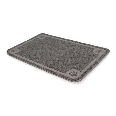 Hewes X-Large Litter Catcher Mat in Grey