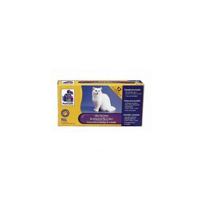 Litter Pan Liners Size: Large 12 Piece