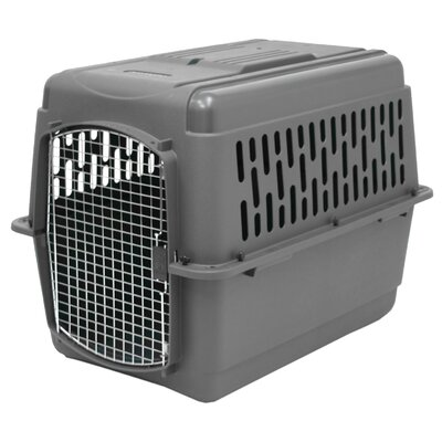 Porter Traditional Pet Carrier Size: Medium (27H X 25W X 36L)