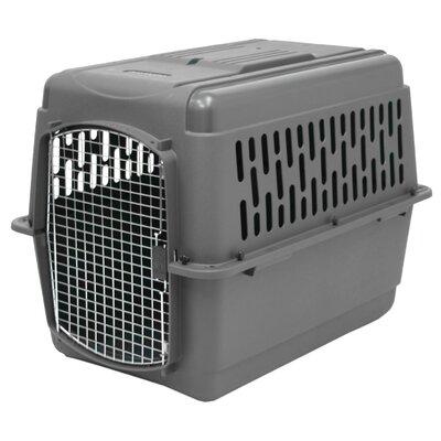 Porter Traditional Pet Carrier Size: Medium (27H X 25W X 36L)